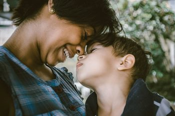 reassure children dealing with divorce